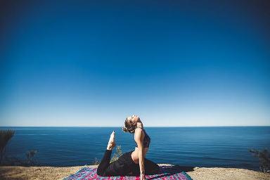 Faszien-Yoga auf La Gomera