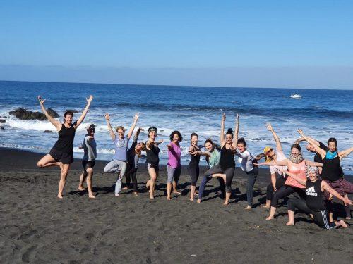 Faszien-Yoga auf La Gomera | Nervensystem